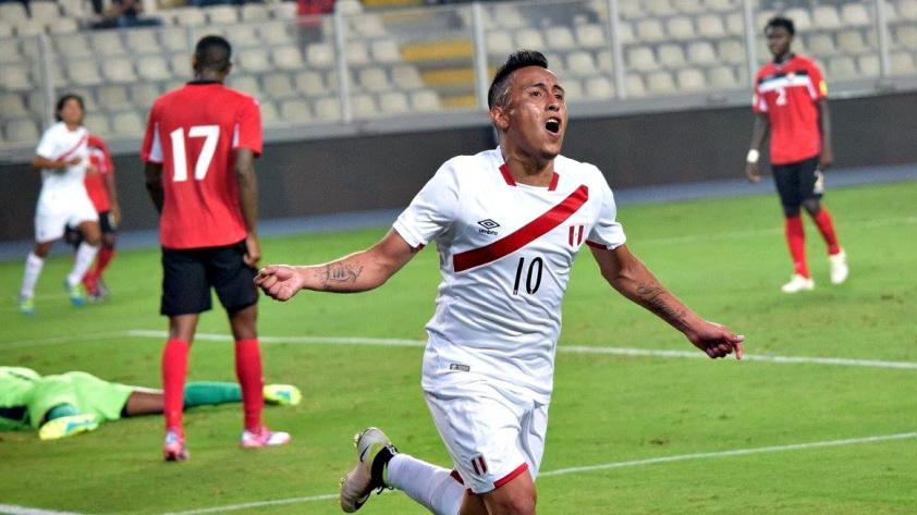 ¿Cómo le fue a Perú ante rivales de Centroamérica?
