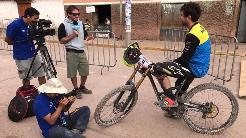 ¡No te pierdas la 9na edición del Santísimo Downhill por Movistar Deportes!