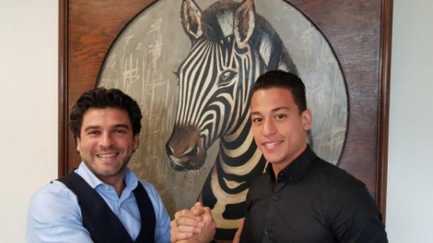 Cristian Benavente renovó por cuatro años más con Sporting Charleroi