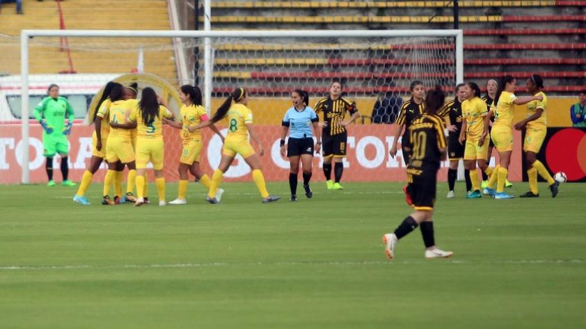 FIFPro pide a CONMEBOL suspeder la Copa Libertadores Femenina por los disturbios en Ecuador