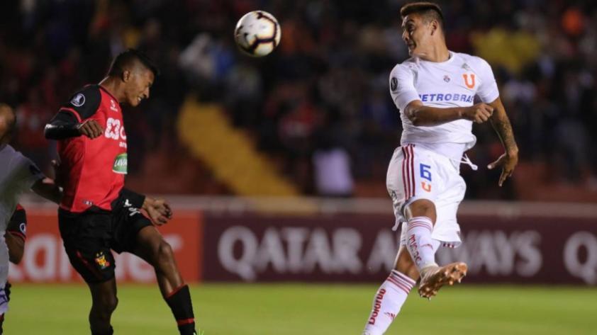 Melgar vs. U. de Chile: fecha, hora y canal del partido de vuelta por Copa Libertadores