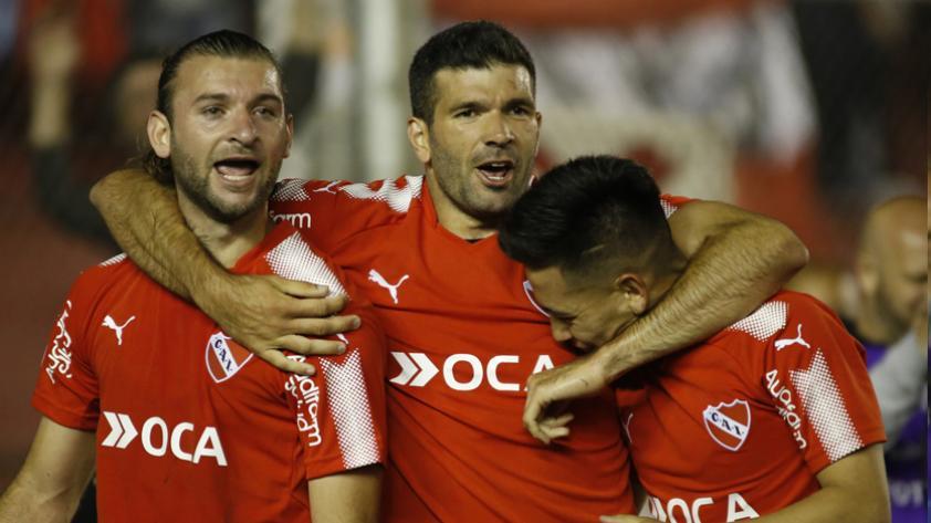 Copa Sudamericana: Independiente de Avellaneda jugará una final más