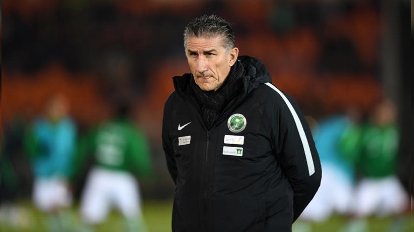 Rusia 2018: Edgardo Bauza dejó de ser entrenador de Arabia Saudita