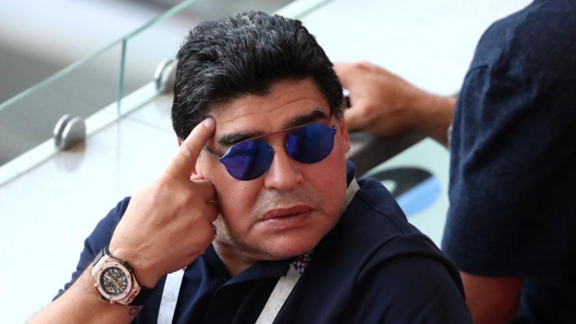 Diego Maradona dirigirá en el ascenso mexicano a los Dorados de Sinaloa
