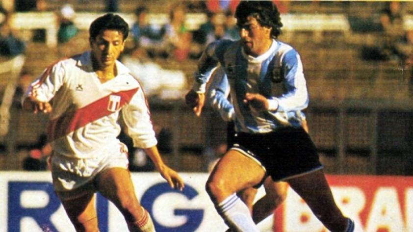 Efemérides: Perú y Argentina empatan en el inicio de la Copa América 1987