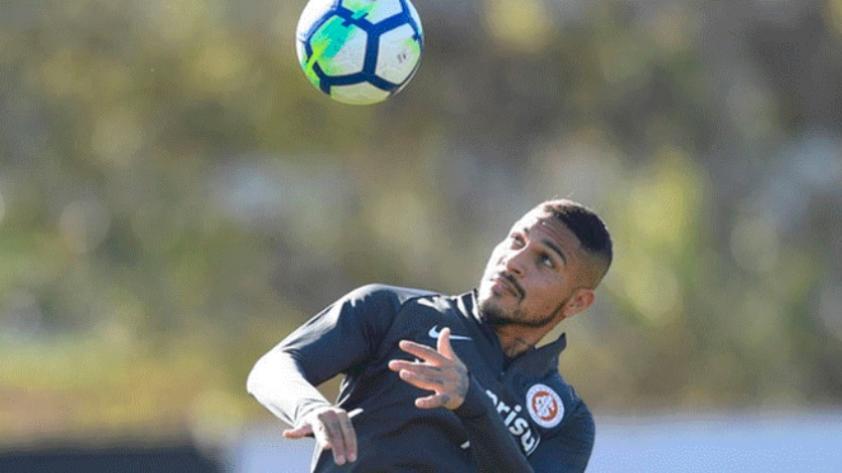 Paolo Guerrero por fin se unirá a las prácticas del Inter de Porto Alegre