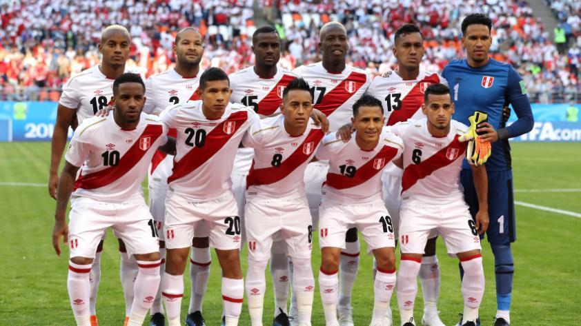 Selección Peruana: sorpresa en el once ante Francia
