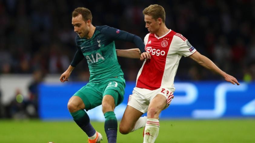 El respeto de dos grandes: Tottenham felicitó la increíble campaña hecha por el Ajax