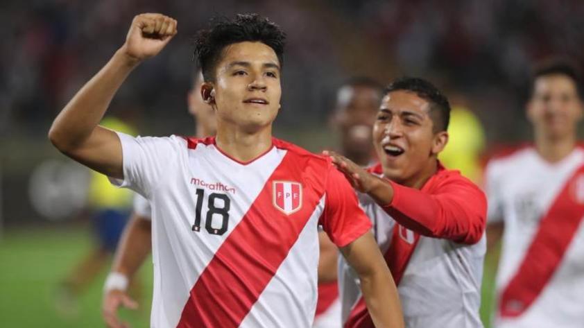 ¡Clasificados al hexagonal! Perú gana por 2-0 a Ecuador en el Sudamericano Sub 17
