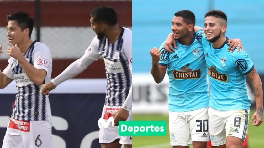 Alianza Lima vs Sporting Cristal: fecha, hora y canal del partido de la fecha 2 del Torneo Clausura