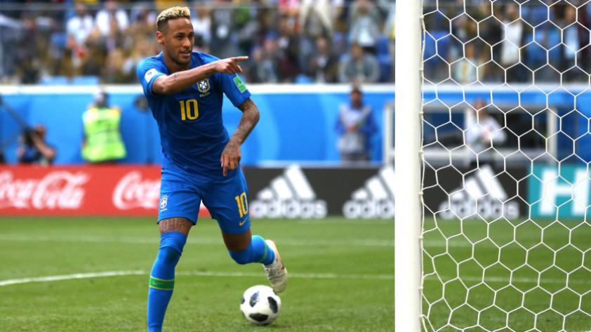 Brasil le ganó 2-0 a Costa Rica por la segunda fecha del grupo E de Rusia 2018