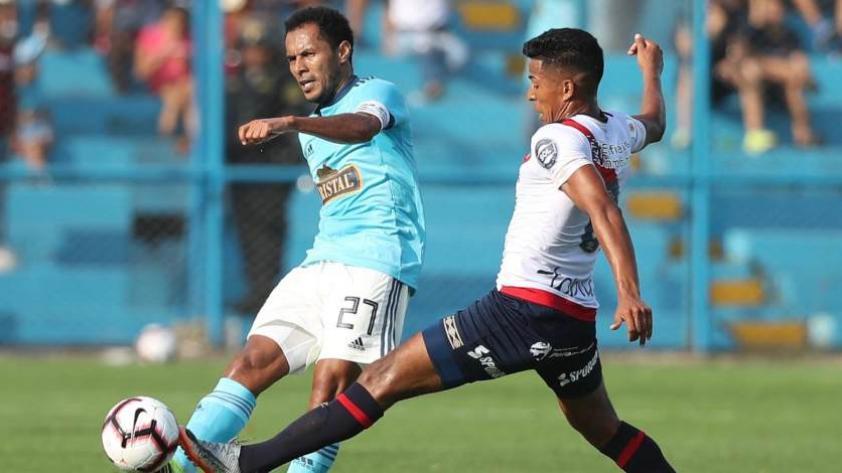 Carlos Lobatón en la previa al Alianza Lima vs. Sporting Cristal: