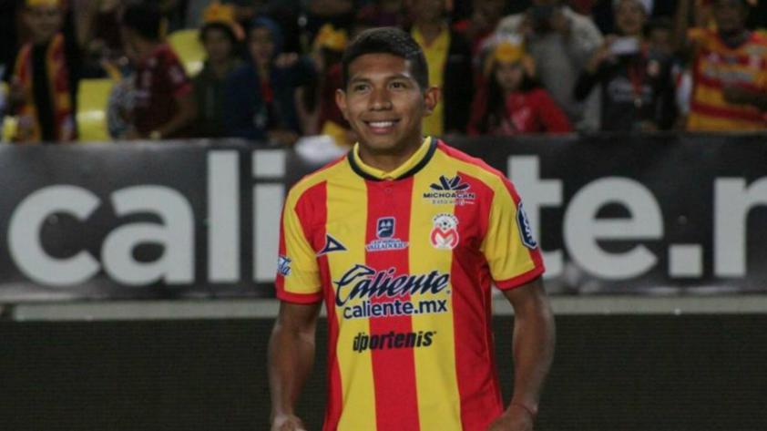 Monarcas Morelia: Edison Flores destacó el actual momento que atraviesa en el club mexicano