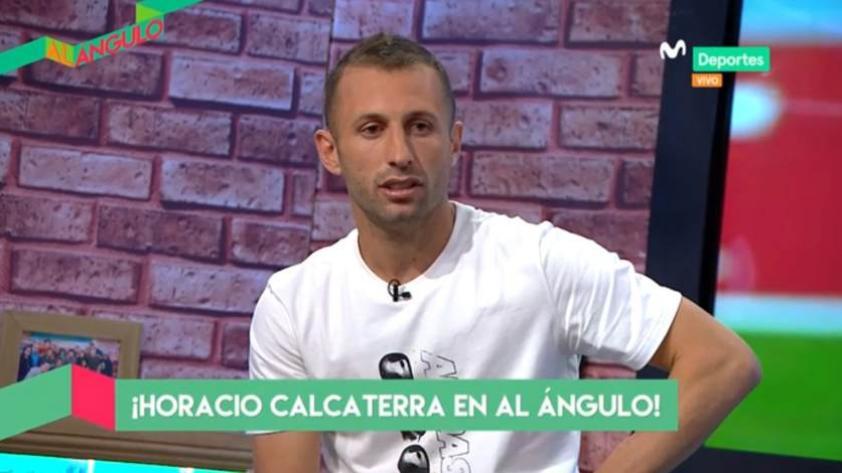 ¡Horacio Calcaterra en Al Ángulo!