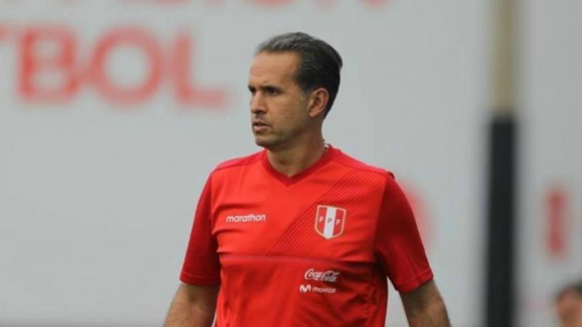 Carlos Silvestri habló sobre su futuro como DT de la Selección Peruana Sub 17