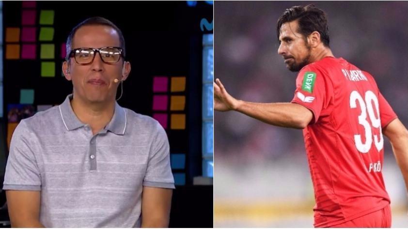 (VIDEO) Daniel Peredo aclaró la 'polémica' que tuvo con Claudio Pizarro