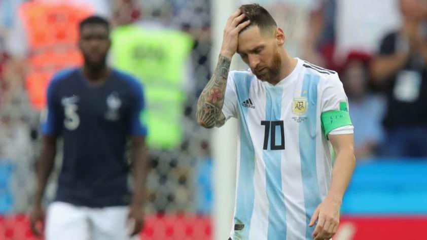 Messi aún no volverá a jugar con la selección Argentina