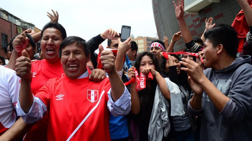 FPF y la razón para el incremento en el precio de las entradas para el Perú vs. Nueva Zelanda
