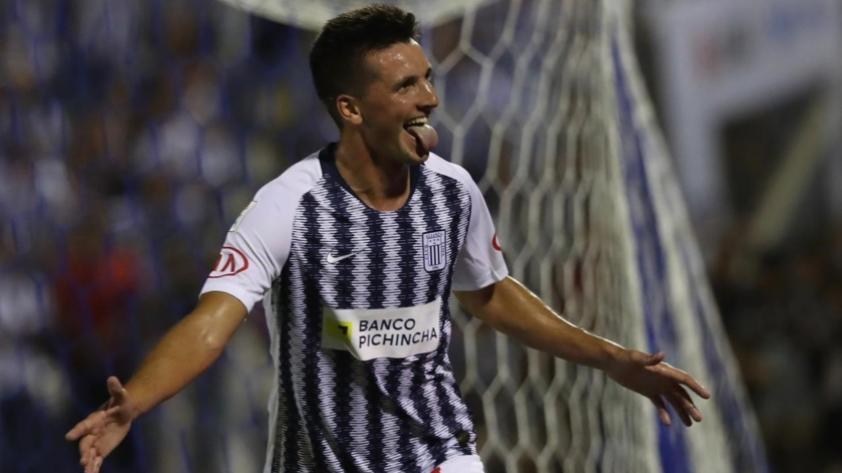 ¿Alianza Lima vs Sporting Cristal es una revancha para Mauricio Affonso? El delantero blanquiazul responde