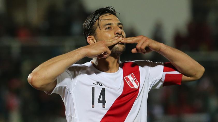 """Claudio Pizarro: """"Uno de mis mayores sueños es jugar con Perú en la Copa del Mundo"""""""