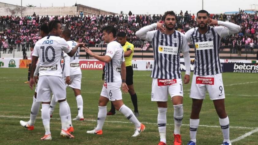 ¡En el último minuto! Alianza Lima gana por 2-1 a Sport Boys en la jornada 1 del torneo clausura