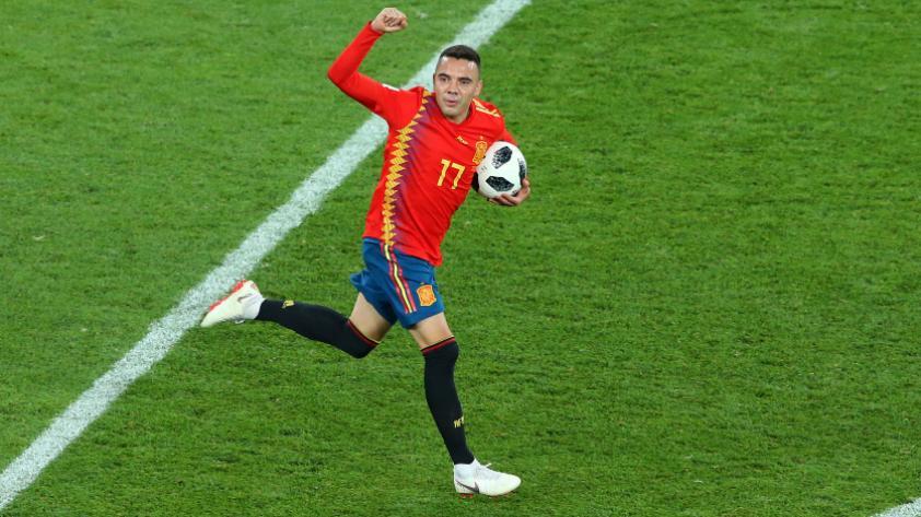 España igualó 2-2 con Marruecos por la tercera fecha del grupo B de Rusia 2018.