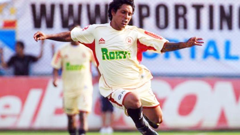 Gustavo Rodas de vuelta al Perú para jugar en la Segunda División