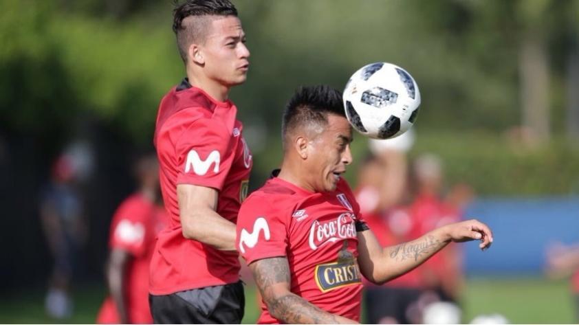 Selección Peruana: el once que probó Ricardo Gareca para enfrentar a Croacia