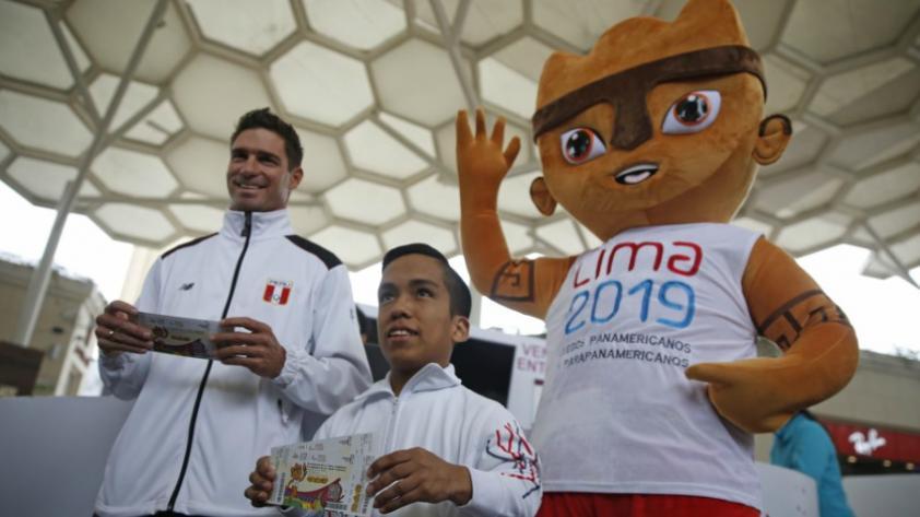 Lima 2019: 'Piccolo' Clemente y Jesús Salva invitan a todo el Perú a seguir apoyando a nuestros atletas en los Parapanamericanos