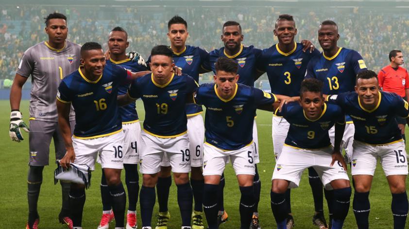 Ecuador priorizará jugadores del medio local para los choques ante Chile y Argentina