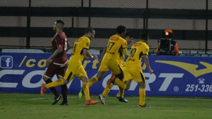 Cantolao derrotó 2-0 a Universitario de Deportes por la fecha 3 del Torneo Clausura