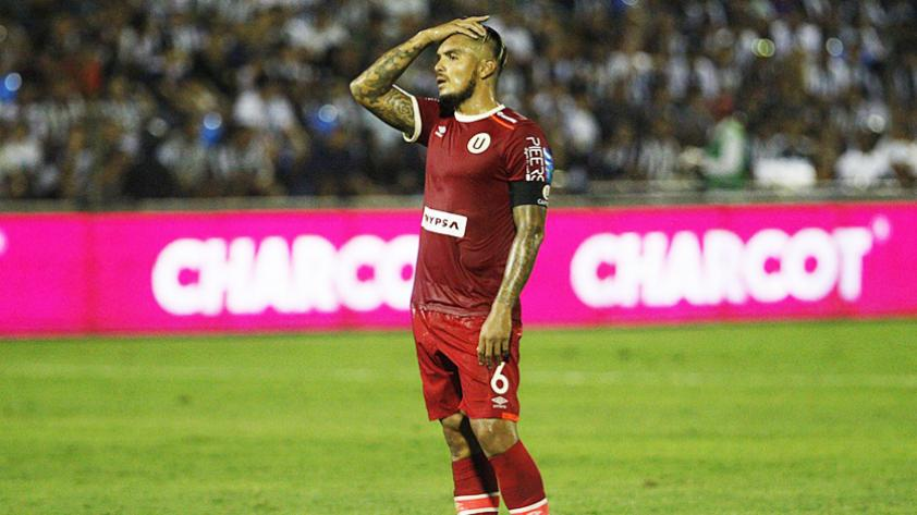 ¿Juan Vargas puede jugar gratis en Universitario?