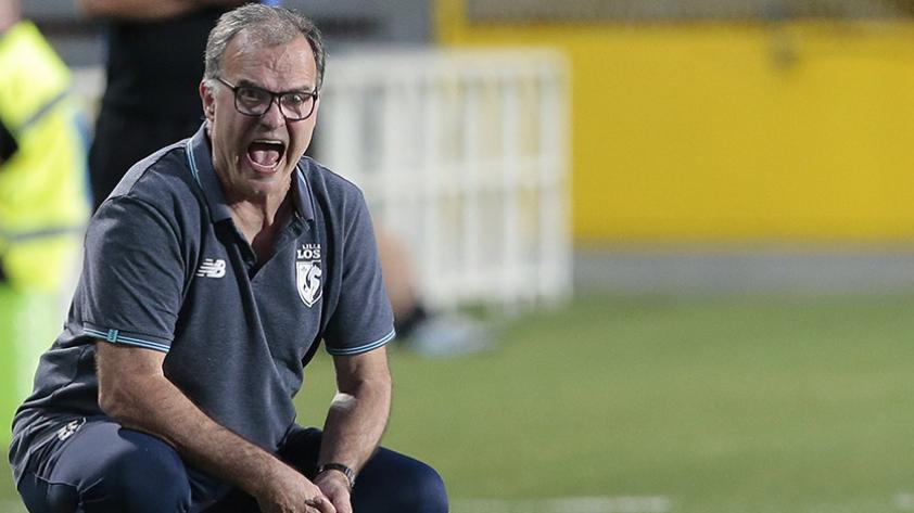 Lille de Francia despidió a Marcelo Bielsa