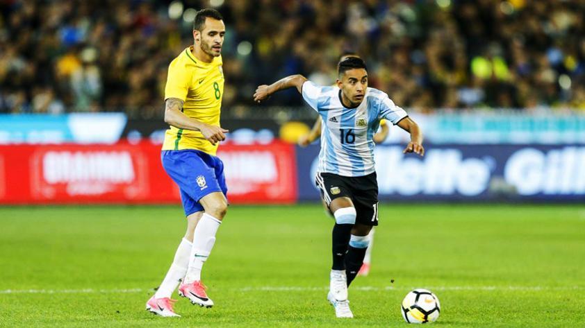Martes de amistosos para las selecciones sudamericanas