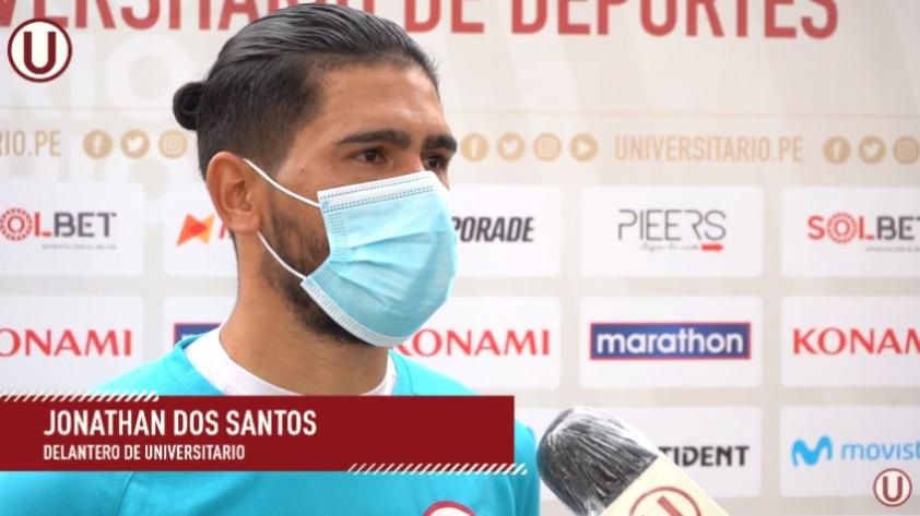 Jonathan Dos Santos: