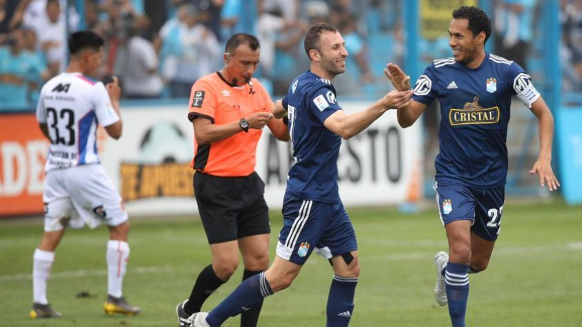 ¡Siguen en la pelea por el título! Sporting Cristal derrotó 2-1 a Alianza Universidad por la jornada 16 del Torneo Clausura
