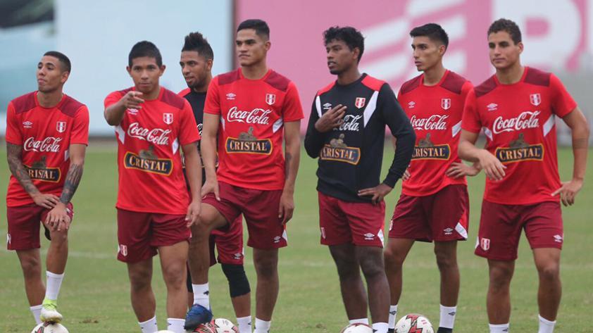 La sangre joven de la selección peruana