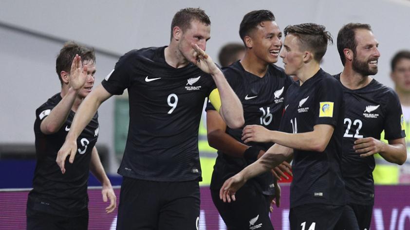 Nueva Zelanda no compartirá el vuelo hacia Lima con la selección peruana