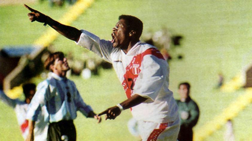 Efemérides: Perú vence a a Argentina y clasificar a la semifinal de la Copa América 1997