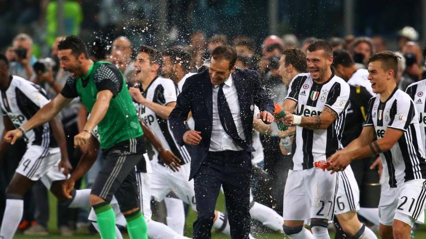 (VIDEO) ¡Juventus campeón de la Copa Italia!