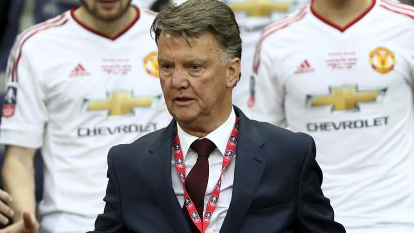 La polémica declaración de Louis Van Gaal sobre Borussia Dortmund