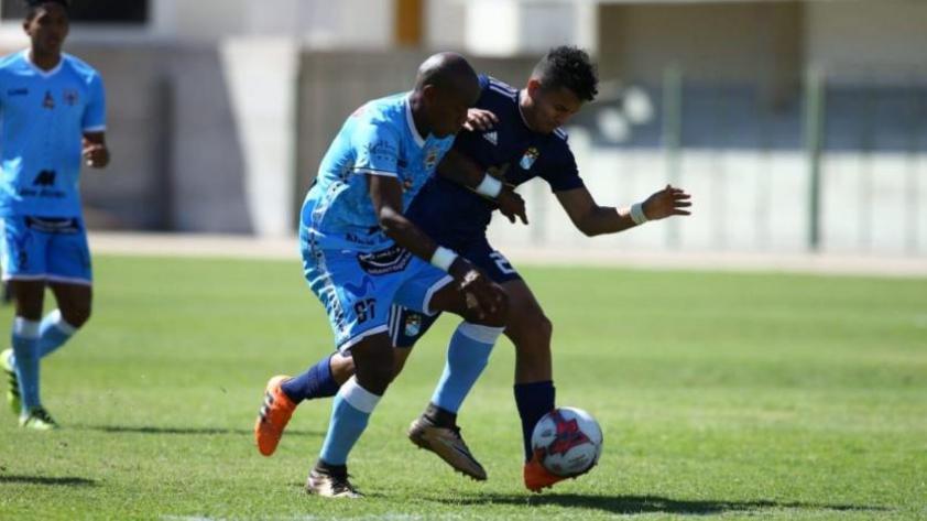 Sporting Cristal empata 1-1 a Binacional por la fecha 14 del Apertura