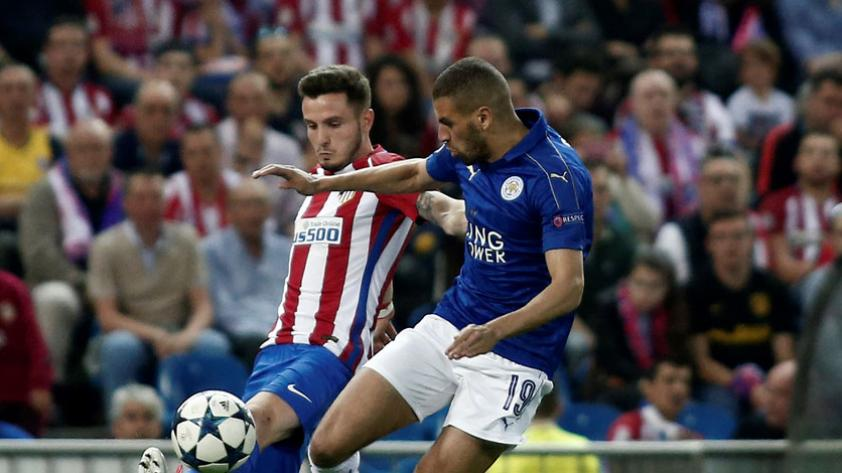Champions: Leicester busca revancha ante Atlético de Madrid