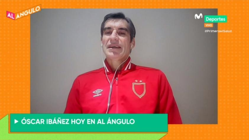 Óscar Ibáñez en Al Ángulo: