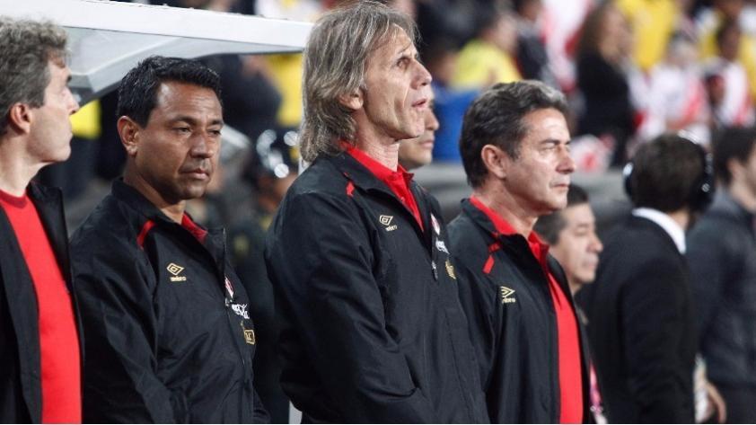 Ricardo Gareca alcanzó el 98% de aprobación en hinchas del fútbol peruano