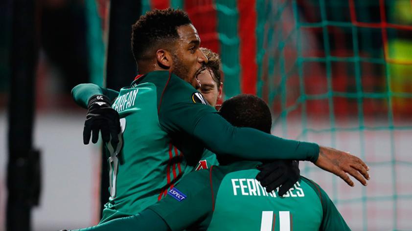 (VIDEO) Con doblete de Jefferson Farfán, el Lokomotiv derrotó 3-1 al Tosno por la Premier League rusa