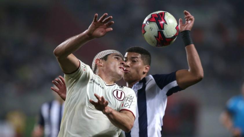 Universitario de Deportes: Aldo Corzo fue internado en clínica tras duro golpe en el Clásico ante Alianza Lima