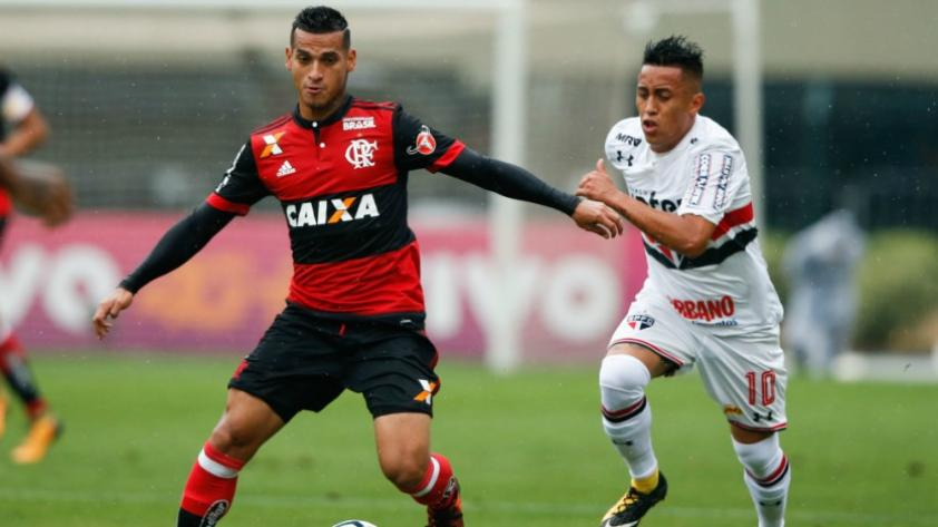 Situación complicada: Miguel Trauco desconvocado de Flamengo para Copa Libertadores