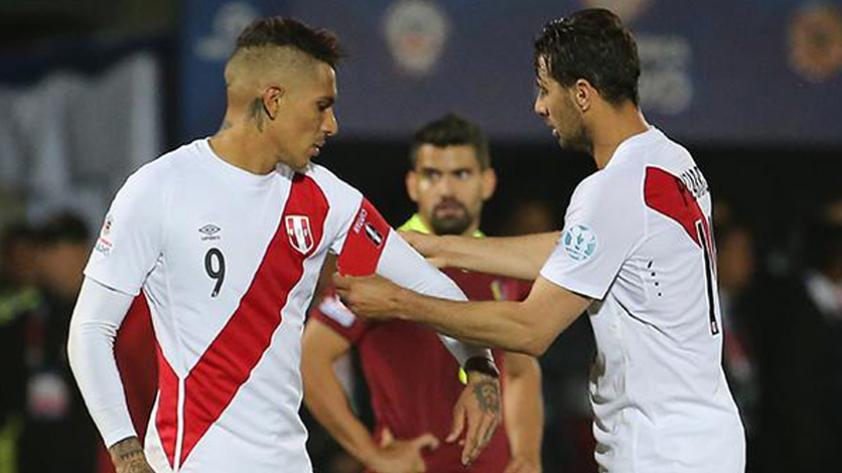 Claudio Pizarro envió mensaje de aliento a Paolo Guerrero