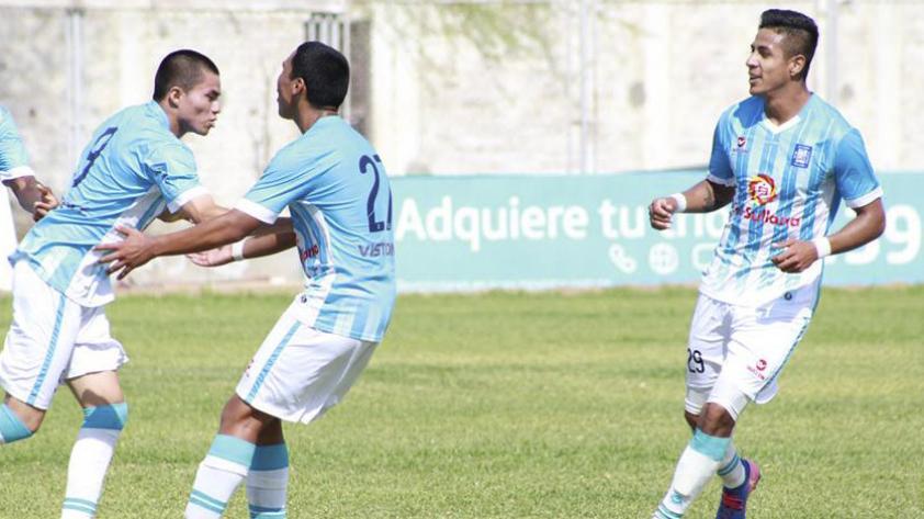 Alianza Atlético sale de zona de descenso con un triunfo por 3-2 ante Real Garcilaso